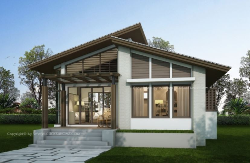 Small home design plan 9x6.6m with one bedroom - House ...